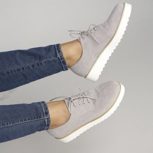 Shoes - Gray Sneakers